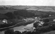 Bridgend, From Above 1931
