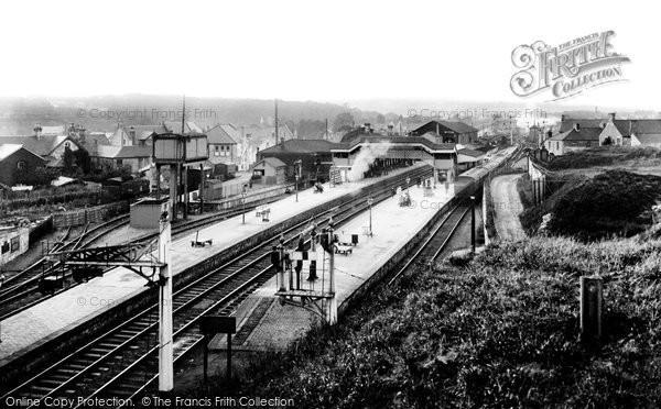 Bridgend, Station 1910