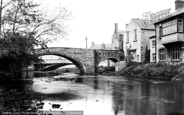 Bridgend, Stone Bridge 1938