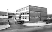 Bridgend, the Technical College c1965