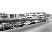 Bridgend, The Technical College c.1965