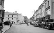 Bridgend, Wyndham Hotel c.1950