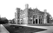 Bridgnorth, Apley Hall 1898