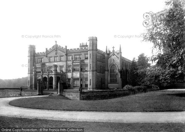 Bridgnorth, Apley Hall 1898