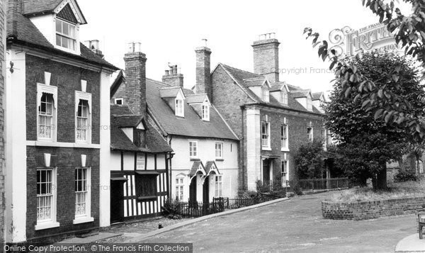 Bridgnorth, Baxter's House c.1960