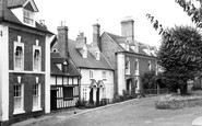 Bridgnorth, Baxter's House c1960