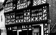 Bridgnorth, Bishop Percy's House 1896