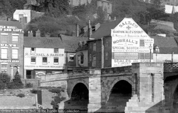 Bridgnorth, Bridge 1898