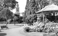 Bridgnorth, Castle Grounds And St Mary Magdalene c.1960