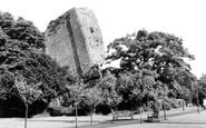 Bridgnorth, Castle Grounds c.1965