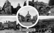 Bridgnorth, Composite c.1950