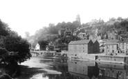 Bridgnorth, From The Bridge 1896