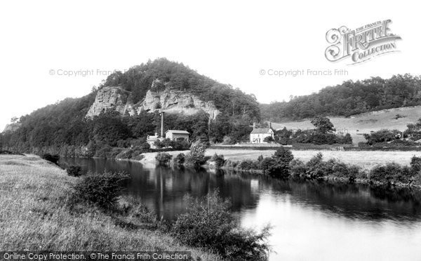 Bridgnorth, High Rock 1898