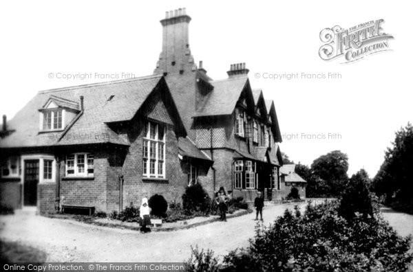 Bridgnorth, Infirmary 1903