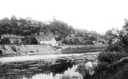 Bridgnorth, On The River Severn 1896
