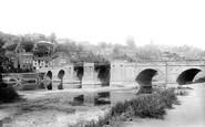 Bridgnorth, The Bridge 1896