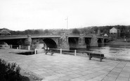 Bridgnorth, The Bridge c.1965
