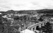 Bridgnorth, The Severn Valley c.1965
