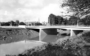 Bridgwater, Blake Bridge c.1960