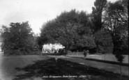 Bridgwater, Blake Gardens 1900