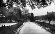 Bridgwater, Blake Gardens 1936