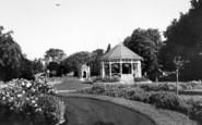 Bridgwater, Blake Gardens c.1960