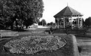 Bridgwater, Blake Gardens c.1965