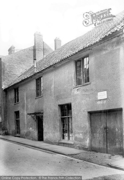 Bridgwater, Blake's Birthplace 1906