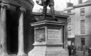 Bridgwater, Blake Statue 1902