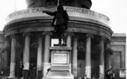 Bridgwater, Blakes Memorial c.1960