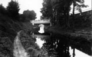 Bridgwater, Canal 1936