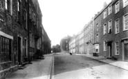 Bridgwater, Castle Street 1894