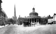 Bridgwater, Cornhill 1901
