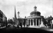 Bridgwater, Cornhill 1902