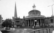 Bridgwater, Cornhill c.1960