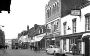 Bridgwater, Eastover c1955
