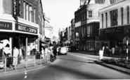 Bridgwater, Fore Street c.1960