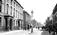 Bridgwater, High Street 1902