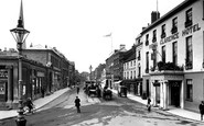 Bridgwater, High Street 1913
