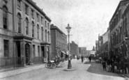 Bridgwater, High Street c.1910