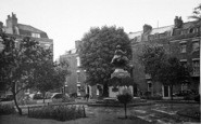 Bridgwater, Kings Square c.1950