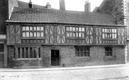 Bridgwater, Marycourt c.1890