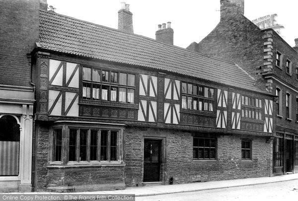 Bridgwater, Marycourt House 1913