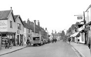 Bridgwater, North Street c.1960