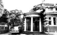 Bridgwater, Public Library c.1965