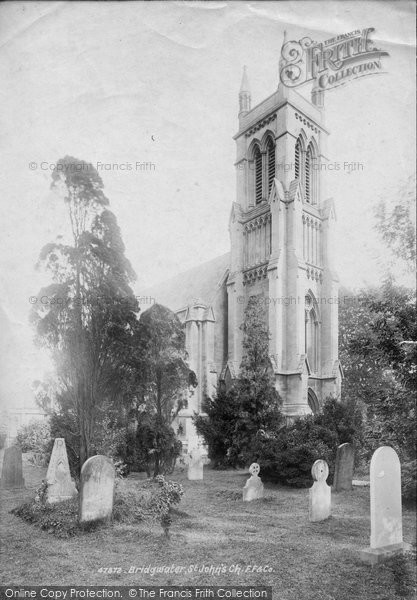 Bridgwater, St John's Church 1901