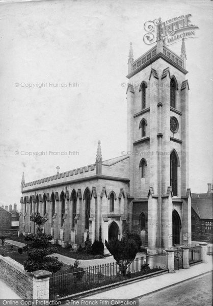 Bridgwater, St John's Church 1906