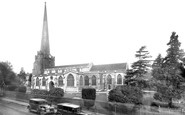 Bridgwater, St Mary's Church 1936