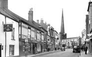 Bridgwater, St Mary's Street c.1955
