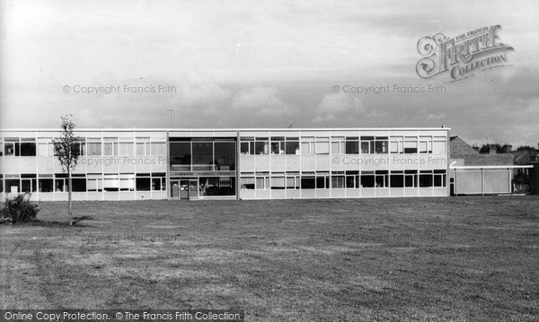 Bridgwater, Technical College c.1960
